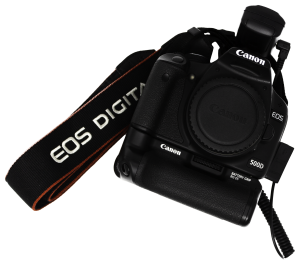 Canon EOS 500D Fully Loaded